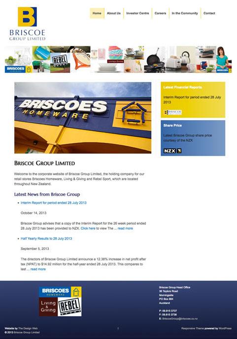 Briscoe Group